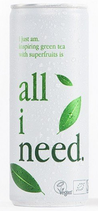 All I Need - BIO Energydrink 250ml