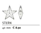 Feng Shui Kristall STERN 40mm