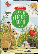 »Mein Sach-Stickerbuch Natur - Wald- und Wiesentiere« - EMF