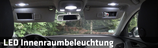 Citroen Berlingo II LED SET Innenraum