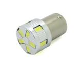 R10W,  R5W Ba15S LED weiss