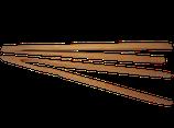 Grillzange Buche 740mm