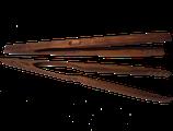 Grillzange Nussbaum 460mm
