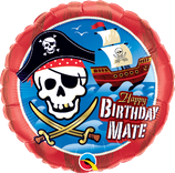 Birthday Mate Pirat