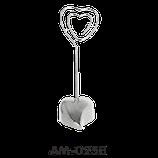 Herz Silber