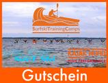 STC-Gutschein für Surfski Training Camp