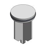 Ventilkegel mit O-Ring