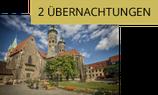 """Übernachtungsgutschein """"Kultur & Romantik, Naumburg erleben"""""""
