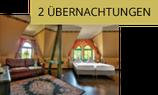 """Übernachtungsgutschein """"Romantik Suite für Verliebte"""""""