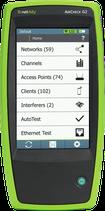 netAlly AirCheck™ G2 als KIT mit TA (Test Accessory)