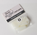 Plush Tips - Natural - Refill Size 0