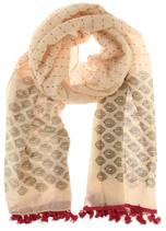 Sjaal - Baroque Pink