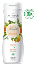 Shower Gel - Energizing Orange Leaves