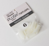 Plush Tips - Natural - Refill Size 6
