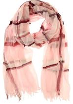 Sjaal - Grunge Pink
