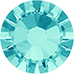 Swarovski® - Light Turquoise - SS5 (100 Steentjes)
