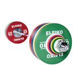 ELEIKO IWF WL Training Set - 190 kg, men, RC