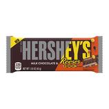 Hershey's Milkchocolate & Reeses Pieces