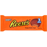 Reese's Peanutbutter Cups 3-pack