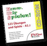 Méthode KWS - A1.2 - CD-ROM (réponses) - 123 Übungen und Spiele