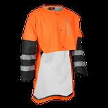Wetterschutzbekleidung Rückenschutz Functional High Viz