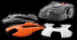 Wechselcover orange,weiß Automower 305