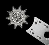 """Husqvarna Umlenksterne 3/8"""", 1,5mm Austauschbare Sternspitze Oregon 11T"""