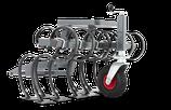 Schotterharke für Rider P524, P524EFI