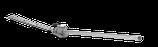 Stabheckenscherenvorsatz HA 850