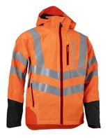Wetterschutzbekleidung Jacke Technical Vent High Viz