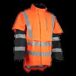 Wetterschutzbekleidung Jacke Functional High Viz