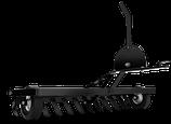 Schotterharke für Rider und Gartentraktoren