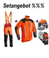 Setangebot Technical Extreme Hose, Jacke, Helm, Handschuhe