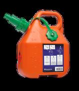 Benzinkanister orange