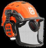 Technical Helm mit X-COM R Gehorschutz Bluetooth / Funk