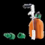 Umweltpaket Anbringung Kanister