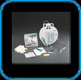 Charola Lubricath para instalación de Sonda Vesical (Foley Fray)