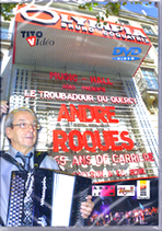 "DVD André ROQUES ""A l'Olympia"" (2 DVD) 19.90€"