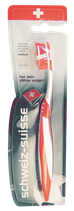 Zahnbürste Schweiz mit Pin
