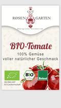 4x BIO-Tomate mit je 30g