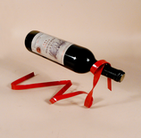 Flaschenhalter Red Ribbon