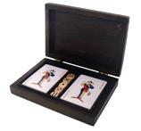 Kartenspielbox ink Karten und Würfel