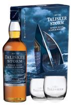 Talisker Storm Set mit 2 Gläsern