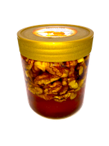 500g Honig mit Walnuss