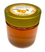 250g Orangenblütenhonig