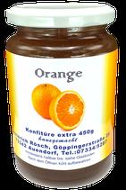 450g Orangen Konfitüre extra
