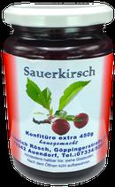 450g Sauerkirsch Konfitüre extra