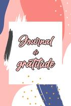 Journal de Gratitude 3