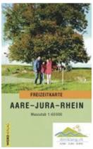 Freizeitkarte Aare - Jura - Rhein