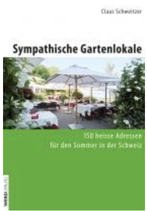 Sympathische Gartenlokale